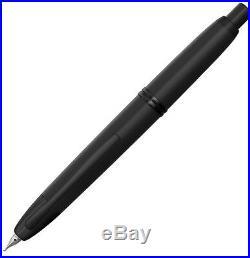 Pilot Vanishing Point Fountain Pen Matte Black Extra Fine Point Nib P60579