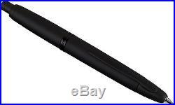 Pilot Vanishing Point Matte Black Stealth Extra Fine Fountain Pen-NEW P60579