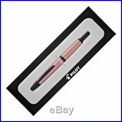 Pilot Vanishing Point Metallic Fountain Pen Copper Red Extra Fine Nib P61110