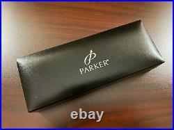 Rare Vintage Parker Sonnet Gold-plated Fine Point Fountain Pen New