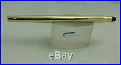 SALE! Cross 10K Century Rollerball Porous Point Fine Tip Pen 4504 USA MINT