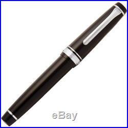 Sailor 11-2037-220 Professionalgear Silver Fountain Pen Point Type Fine new