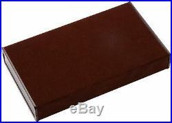 Sailor 1911 Realo Black GT 21K Gold Fine Point Fountain Pen 11-3924-220