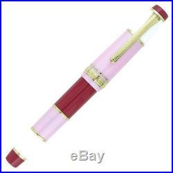 Sailor Millecolore Pink Medium-Fine Point Fountain Pen-NEW In Box (11-3029-331)