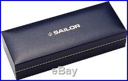 Sailor Reglus Bordeaux Fine Point Fountain Pen-NEW 11-0700-233