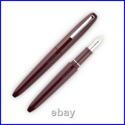 Scribo Piuma Fountain Pen in Ratio 14K Flexible Gold Nib Fine Point NEW