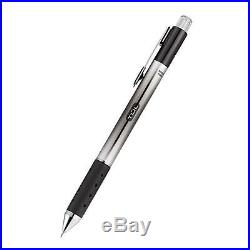 80%OFF Tul Retractable Gel Pens 0.5mm Needle Point, Black 4/pk