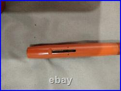 Vintage Sheaffer Orange 14k, 46 Special Fine Point Nib Fountain Pen