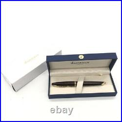 Waterman Carene Amber Shimmer Fountain Pen Fine Point Crafted in France S0700860
