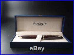 Waterman Carene Amber Shimmer Fountain Pen, Fine Point (S0700860) PEN ONLY