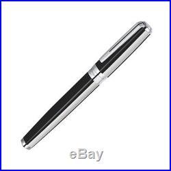 Waterman Exception Night & Day Platinum Trim Fine Point Fountain Pen