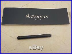Waterman S0700860 Carene Amber Shimmer Fountain Pen, Fine Point
