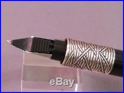 Waterman Serenite Fountain Pen-l8k fine point nib